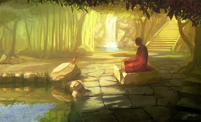 My Vipassana path [Yuliia]