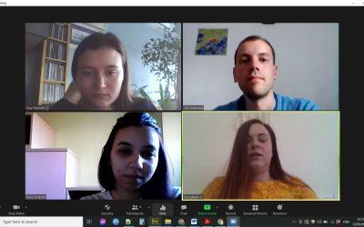 Održan drugi sastanak volontera u sklopu projekta Razumijem, mogu i hoću – osobni razvoj mladih u Hrvatskoj
