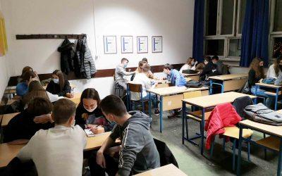 U sklopu projekta Razumijem, mogu i hoću – osobni razvoj mladih u Hrvatskoj, održana je serija radionica za učenike