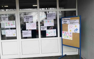 Radovi učenika Prve ekonomske škole u Zagrebu